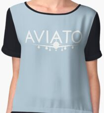 Aviato Silicon Valley Women's Chiffon Top