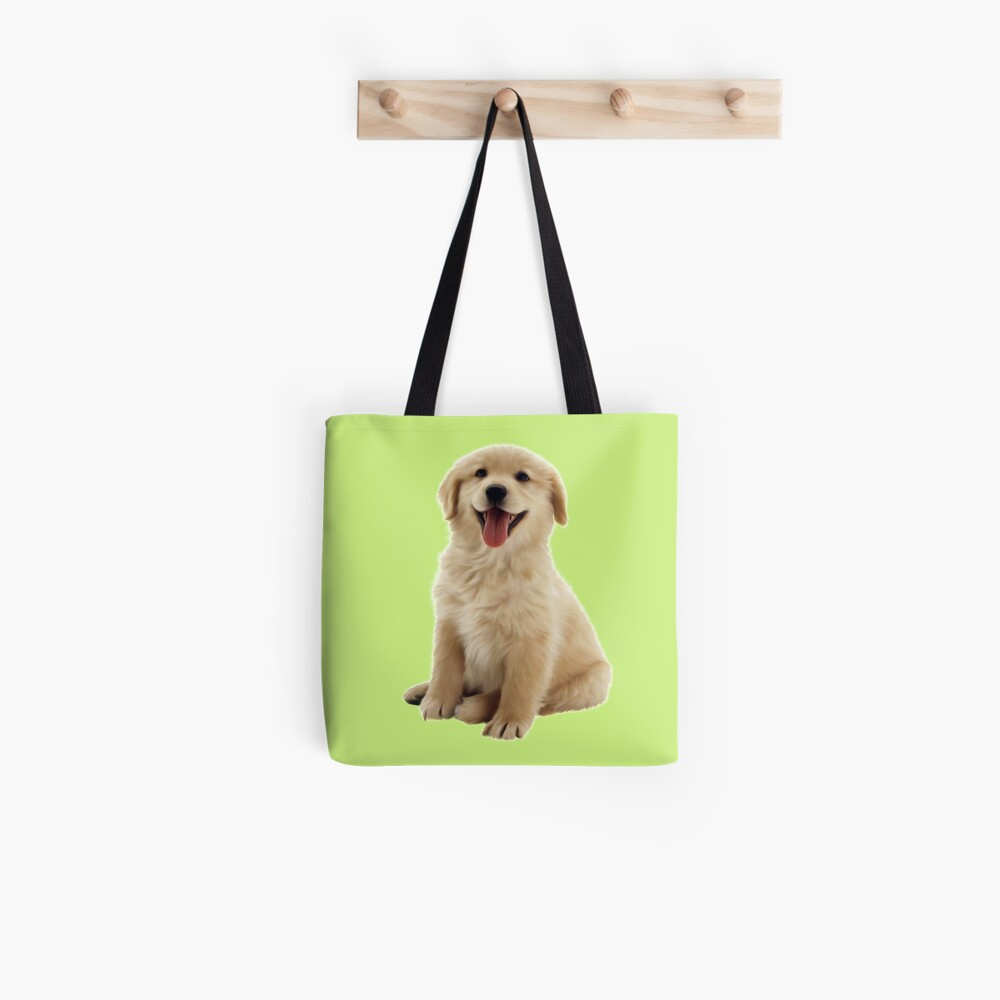 Golden Retriever Stofftasche