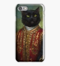 Hermitage Court Moor in casual uniform  iPhone Case/Skin
