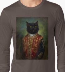 Hermitage Court Moor in casual uniform  Long Sleeve T-Shirt