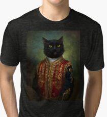 Camiseta de tejido mixto Hermitage Court Moor en uniforme informal