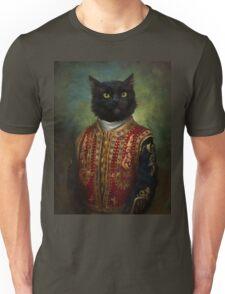 Hermitage Court Moor in casual uniform  Unisex T-Shirt