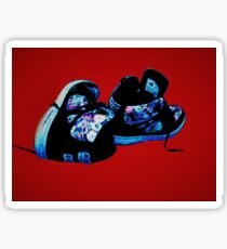 DC Shoes Sticker