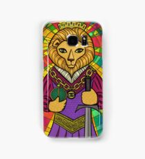 The Emperor Tarot Card Samsung Galaxy Case/Skin