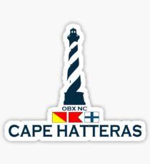 Cape Hatteras - OBX. Sticker
