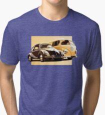 One Spirit - Bettle & Bus (only) Tri-blend T-Shirt