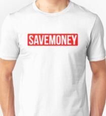 Vic Mensa Save Money Logo  T-Shirt