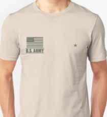 Brigadier General Infantry US Army Rank Desert by Mision Militar ™ Unisex T-Shirt