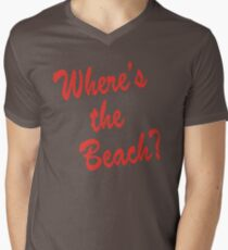 Where's the Beach T-Shirt