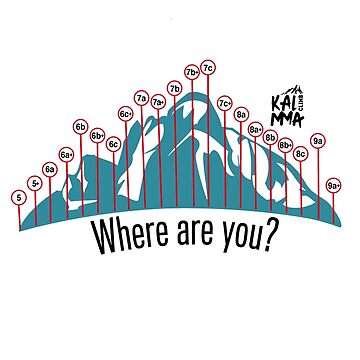 Where are you? by kalmmaclimb
