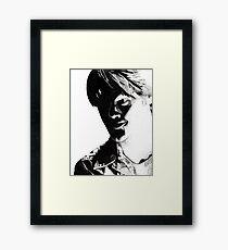Sam Winchester Framed Print
