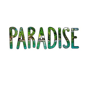 Paradise by ContrastApparel