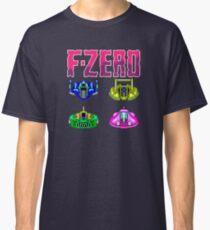 F-ZERO - SUPER NINTENDO Classic T-Shirt
