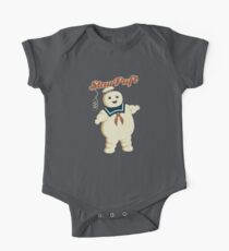 STAY PUFT - MARSHMALLOW MAN GHOSTBUSTERS Kids Clothes