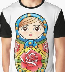 russian nesting doll Graphic T-Shirt