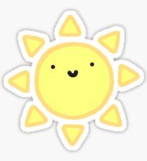 Happy Sun! Tumblr / Hipster / Trendy Sticker