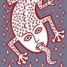 Hello Mr Frog by baggelboy