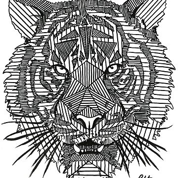Tigre de georgieartist
