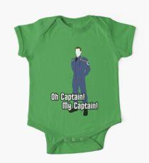 Oh Captain! My Captain! - Jonathan Archer - Star Trek One Piece - Short Sleeve