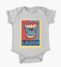 LAUGH One Piece - Short Sleeve