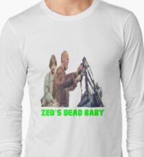 Pulp Fiction - Zed's Dead Baby Long Sleeve T-Shirt