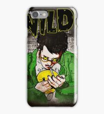 R.L. Amaro's WILDE (Graphic Novel Cover) iPhone Case/Skin
