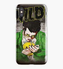 R.L. Amaro's WILDE (Graphic Novel Cover) iPhone Case/Skin