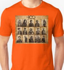 The 100 poster 1 T-Shirt