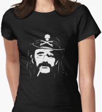 Lemmy Kilmister Womens Fitted T-Shirt