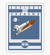 """""""Explore the Unknown"""" 
