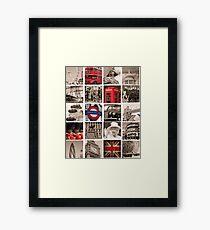 Celebrate London Framed Print