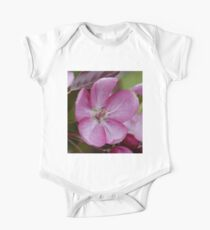 pink apple tree blossoms Kids Clothes