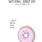Everyday is Donut Day by malouzuidema