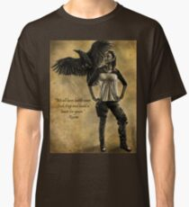 Raven Stay Strong 2 Classic T-Shirt