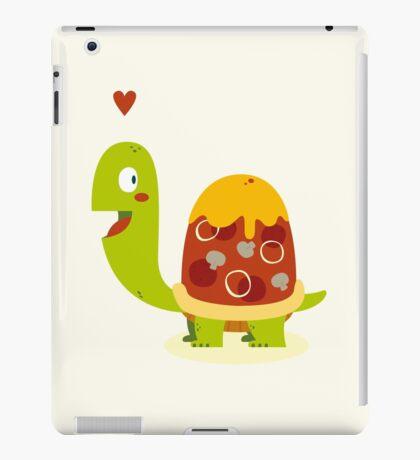 Pizza turtle iPad Case/Skin