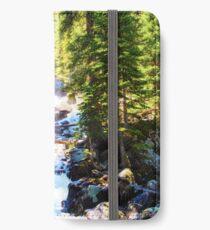 Cascades iPhone Wallet/Case/Skin