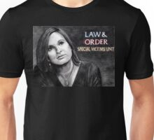 Olivia Benson Law and Order SVU Unisex T-Shirt