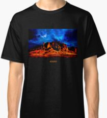 TRAVI$ SCOTT- RODEO TEES (DESERT)` Classic T-Shirt