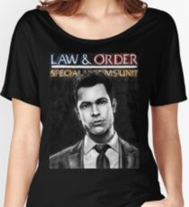 Nick Amaro from Law and Order svu Women's Relaxed Fit T-Shirt