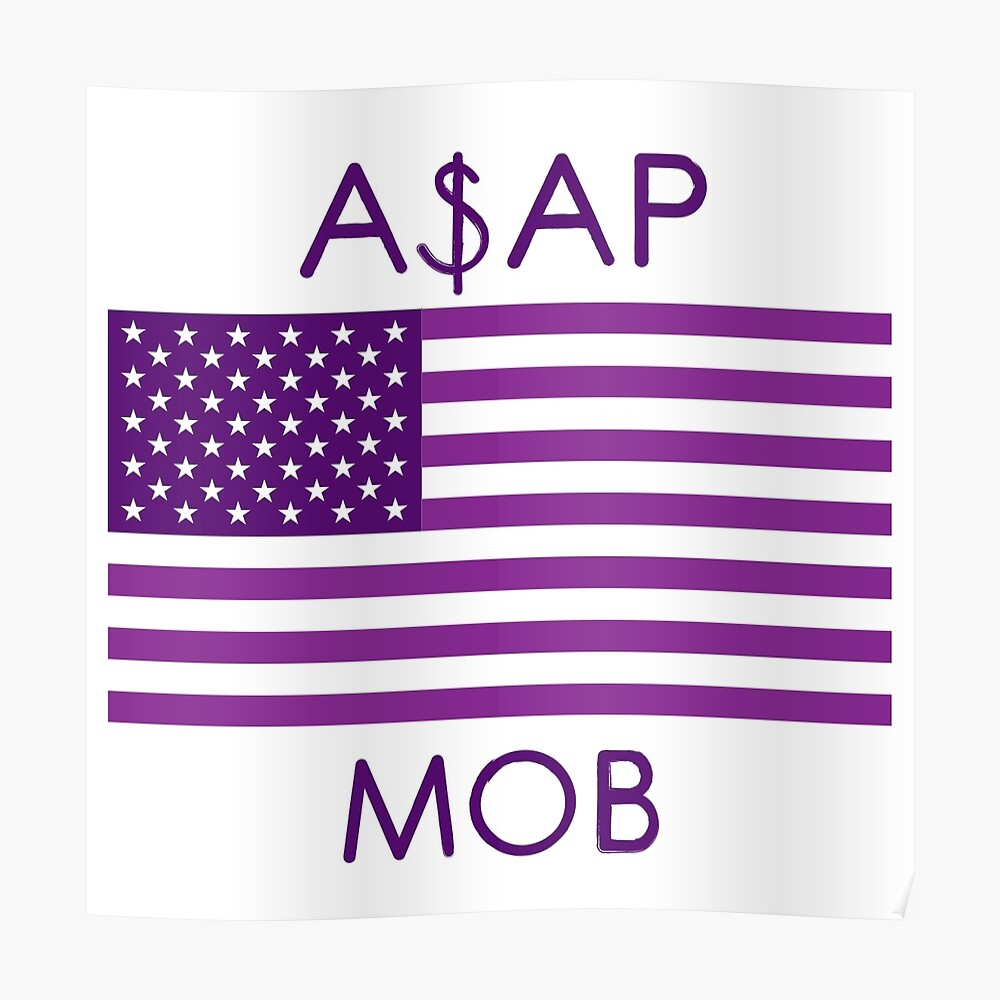 ASAP MOB of America Póster