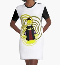 koro sensei Graphic T-Shirt Dress