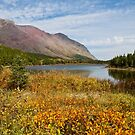 Fall Colors at Redrock Lake by Jeff Goulden