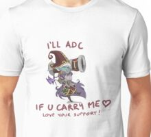 adc e support <3 Unisex T-Shirt