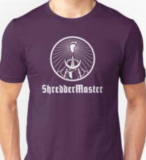 ShredderMaster footclan Unisex T-Shirt