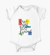 Stay Curious One Piece - Short Sleeve