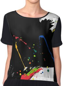 Celebrate Women's Chiffon Top