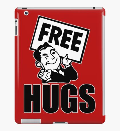 Free Hugs! iPad Case/Skin