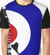 Half Rick Bullseye Graphic T-Shirt