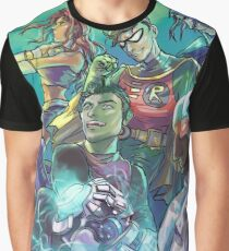 teen titans Graphic T-Shirt