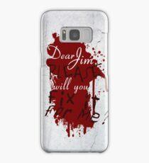 Dear Jim, Fix It For Me Samsung Galaxy Case/Skin